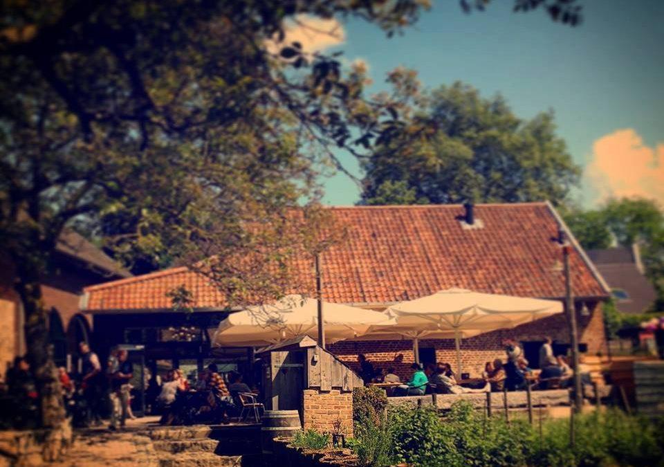 Terrasconcert bij Brouwerij de Fontein
