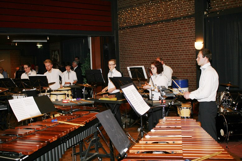 Percussion meets Vocals in Kessel