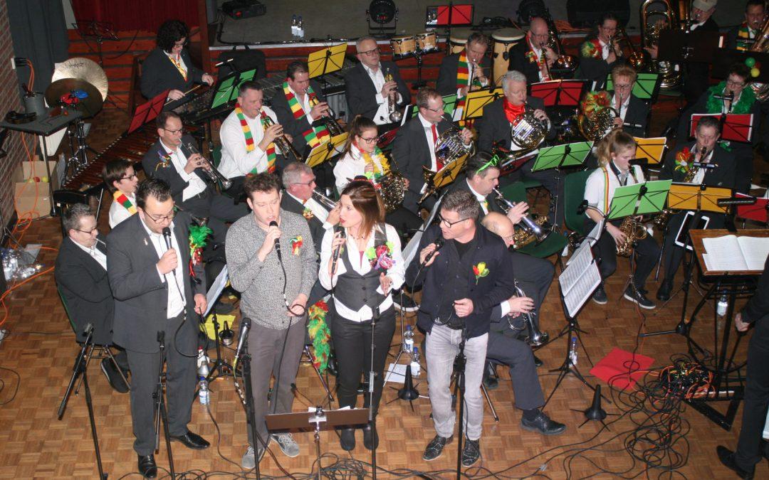 Oproep (oud)muzikanten Vastenaovesconcert